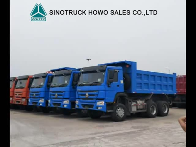 Made In China SINOTRUCK HOWO Dump Truck with Nice Price