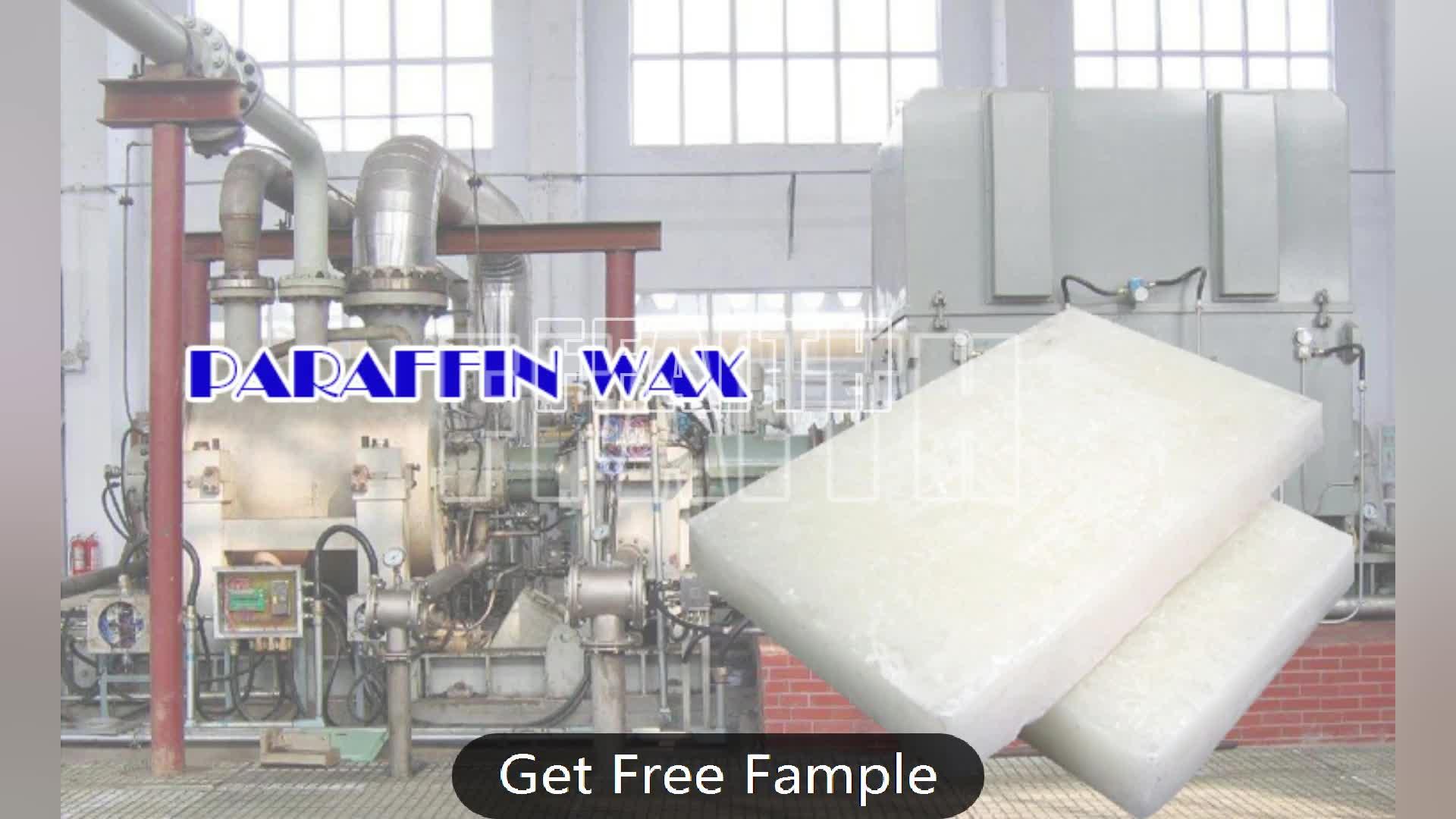 Hoe Te Gebruiken 56 58 Laboratorium Kunlun Industriële Volledige Verfijnd Grade Paraffine