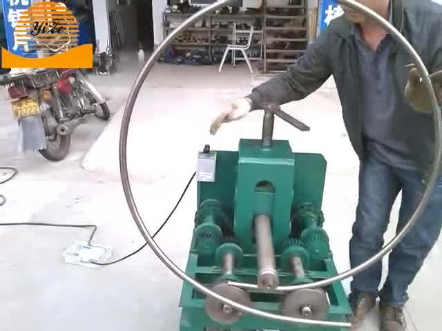 Elektrische stahl bar rohr bender maschinen quadrat rohr biege maschine preis vertikale edelstahl rohr runde rohr bender