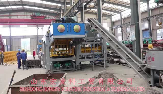 Hydraulic Hot sales new design U18 no need pallets full automatic solid block maker block making machine  earth block machine