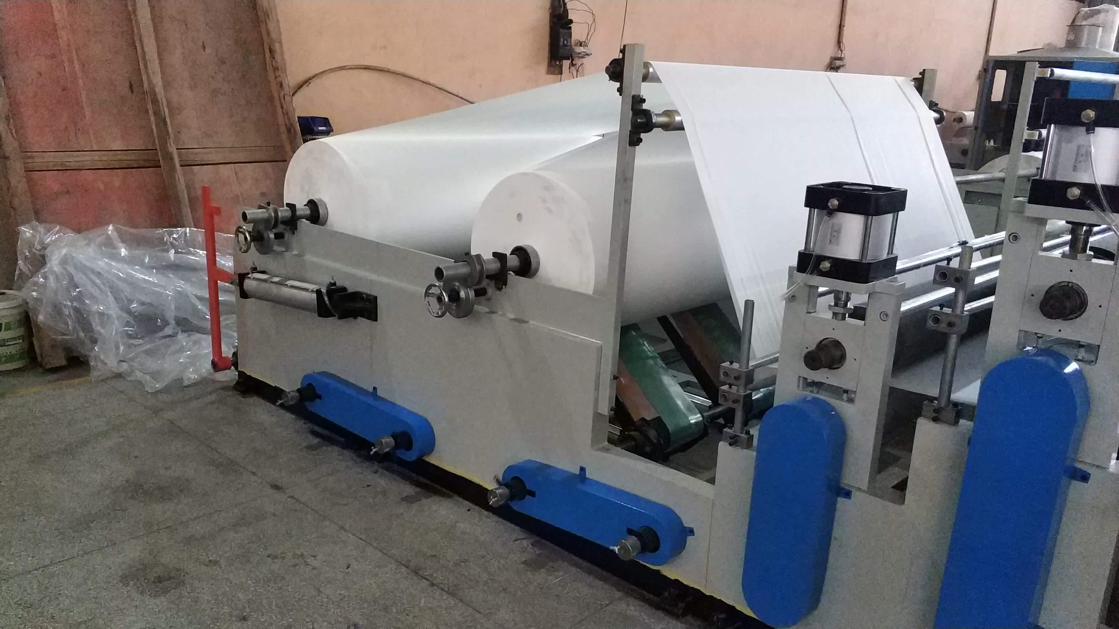 High Quality Small Toilet Tissue Roll Making Machines