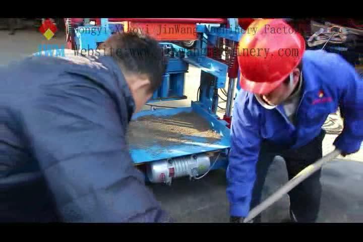 semi automatic hollow brick making machine fully fly ash brick machine price