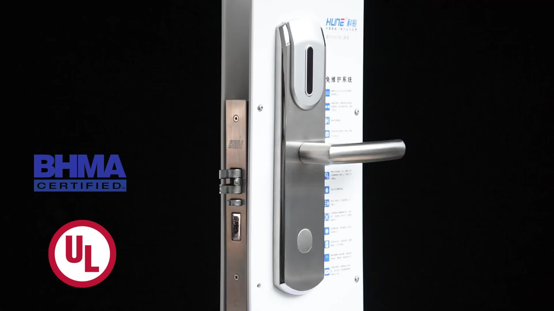 smart card doorlock