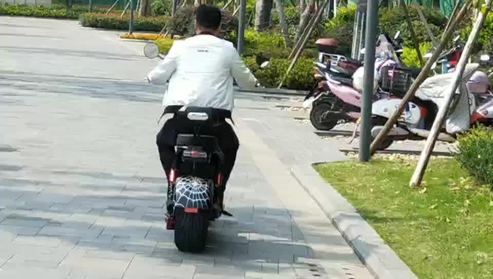 الصين المورد 2000w 1000w 1500w 18*9.5 بوصة رخيصة الإطارات الدهون citycoco e سكوتر/الكهربائية على الطرق الوعرة سكوتر