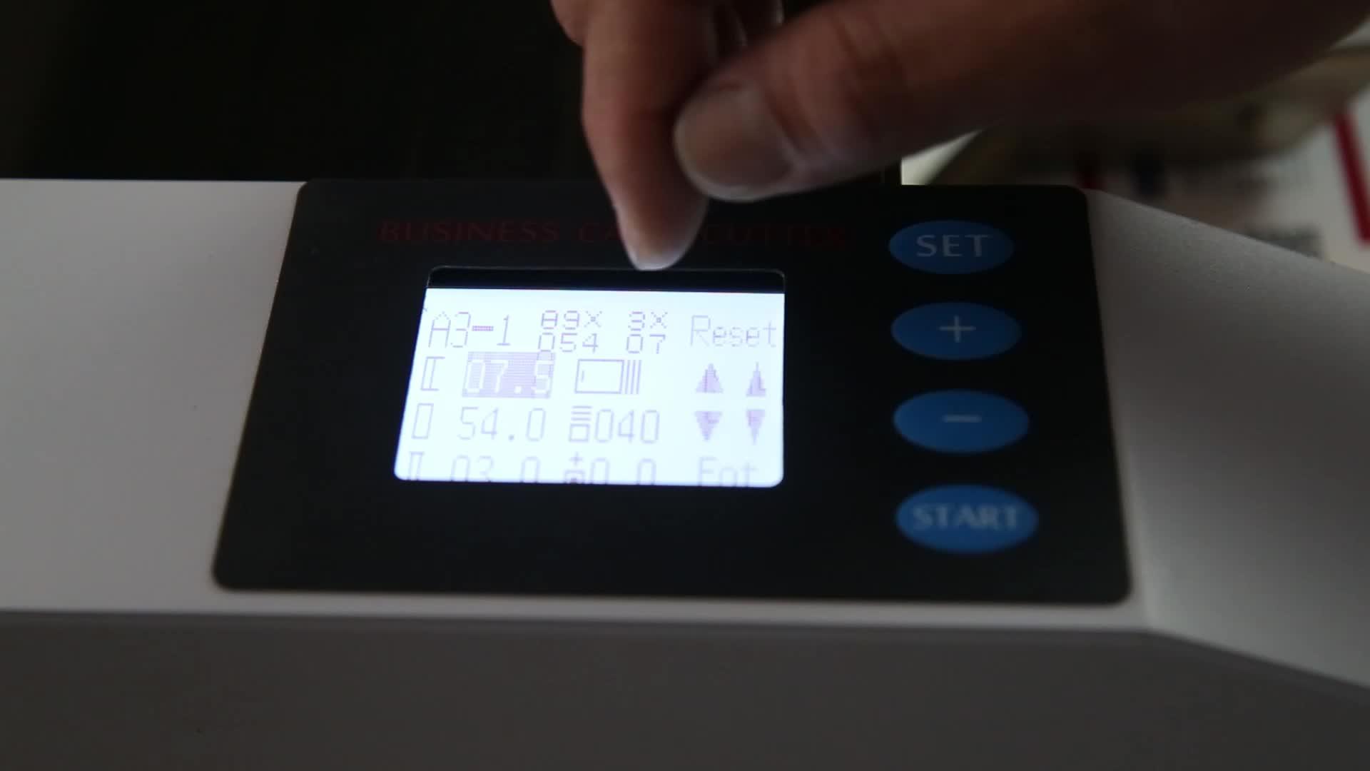 Tamanho Munlti-Functionel A3 Cortador de Cartão de Visita Talhadeira