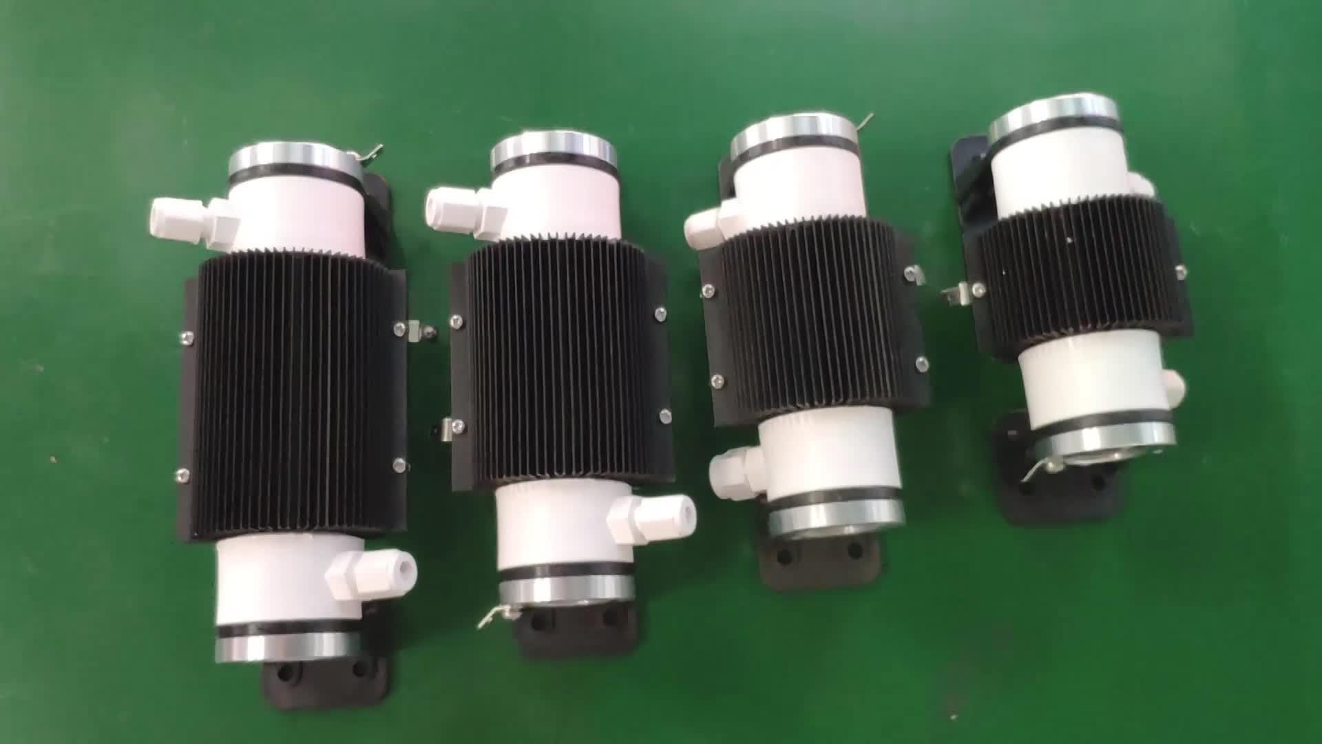 2019 sản phẩm mới 30 ~ 86 Mg/L ozone máy phát điện Cho nước hệ thống lọc