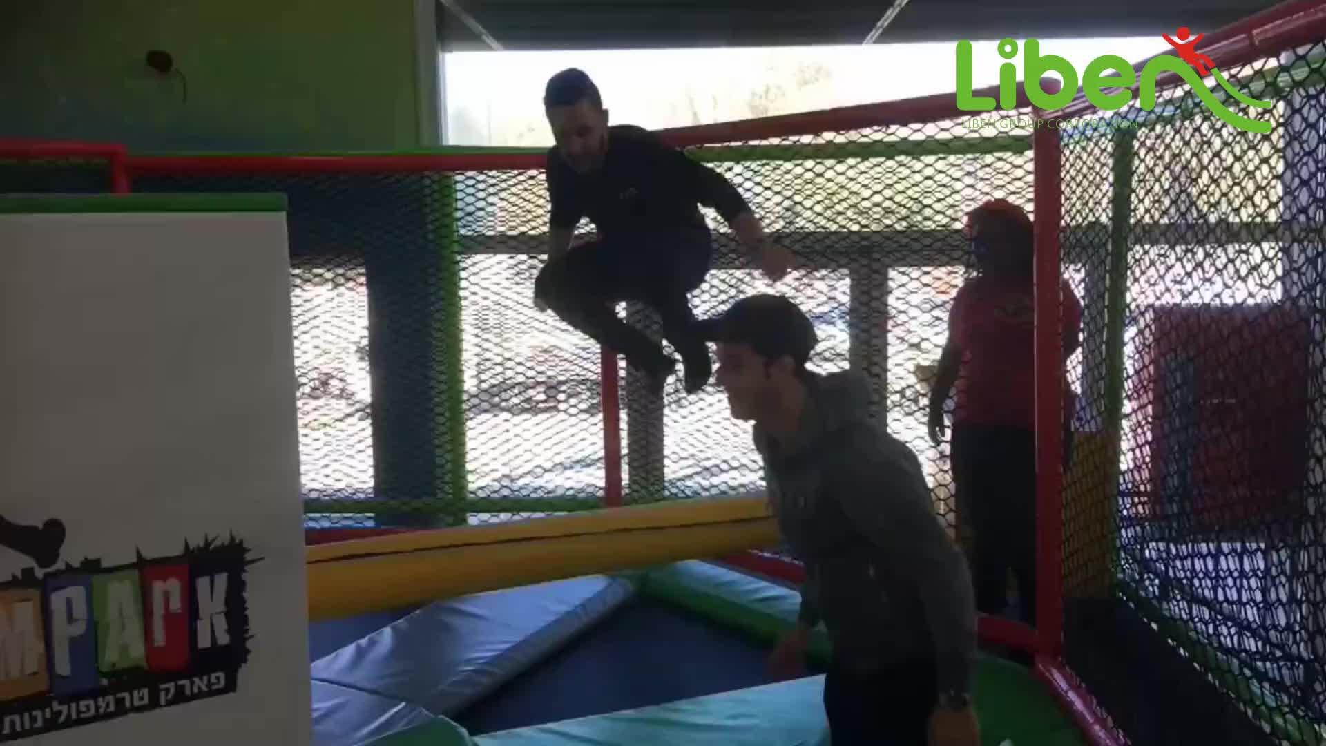 Su misura di alta qualità indoor pareti di arrampicata per bambini