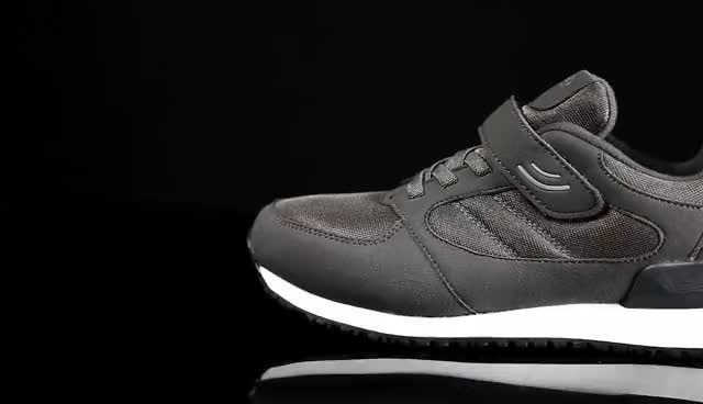 Anti Slip Middle-Aged Comfortable Outdoor Casual Sneaker Elderly Sport Shoes