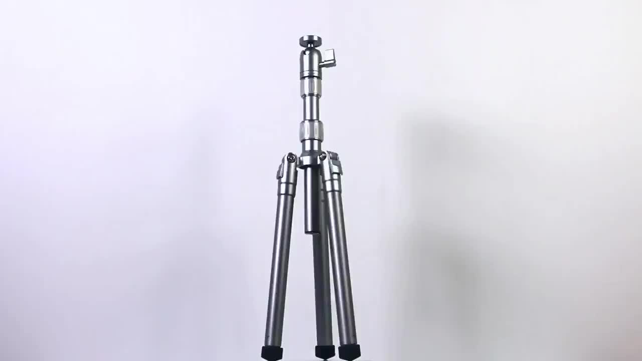 SUNRISE 22 mm tube diameter 2kg max load flexible movable camera tripod stand for camera or phone