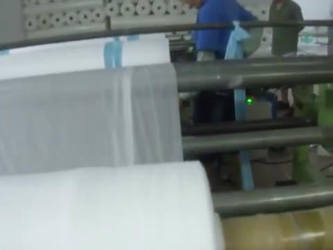 中国不織布使い捨て航空会社ヘッドレストカバー