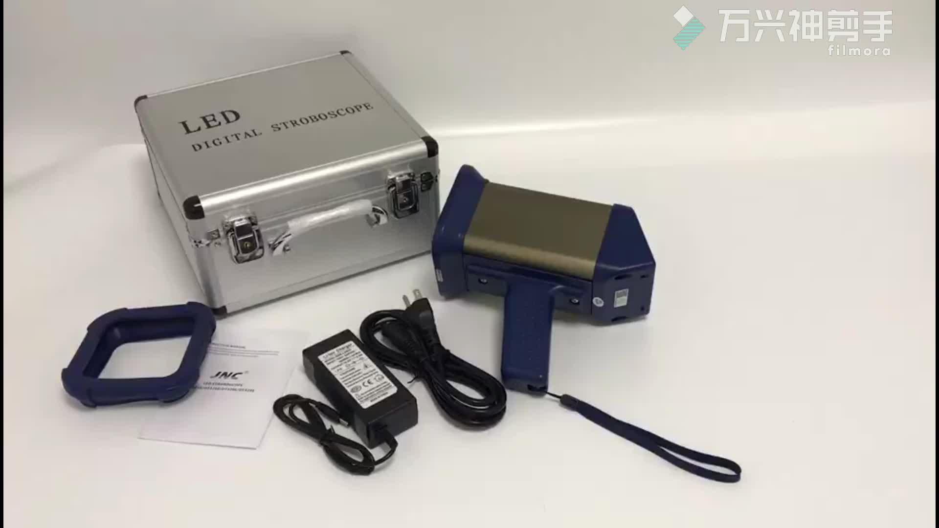 DT-326E Nova Strobe Light UV Digital Industrial Portable Stroboscope