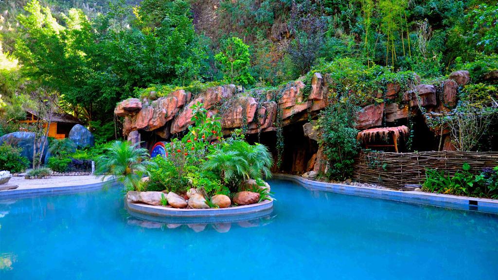 美女池温泉