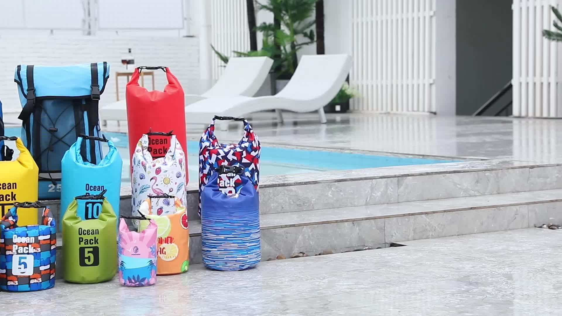 2019 Waterdichte tas Hot Promotionele Relatiegeschenk met Logo voor Outdoor en Reizen