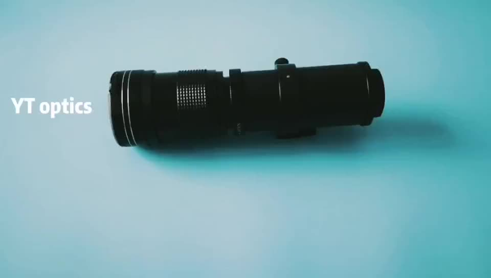 Fixed Focus Supper Telephoto Lens F8.0 500mm