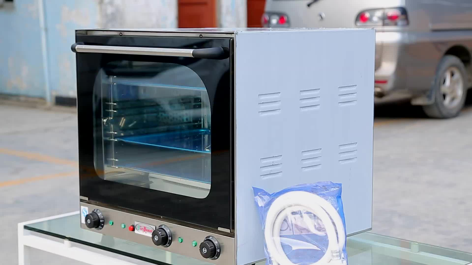 Persprctive electric convection oven EB-4A