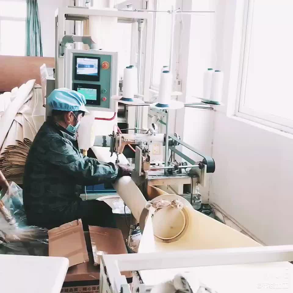 Polypropylene/polyester kim cảm thấy xi măng dust collector lọc bag đối nhà máy xi măng nhà lọc bụi