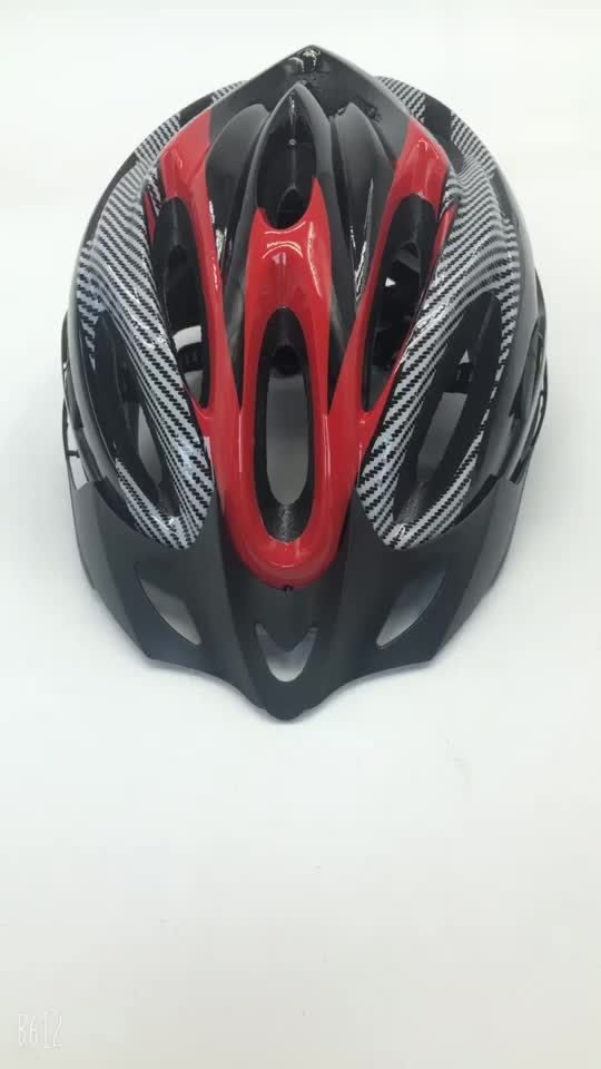 Customized Road Cycling Racing Adjustable Safety Sports Bike Helmet
