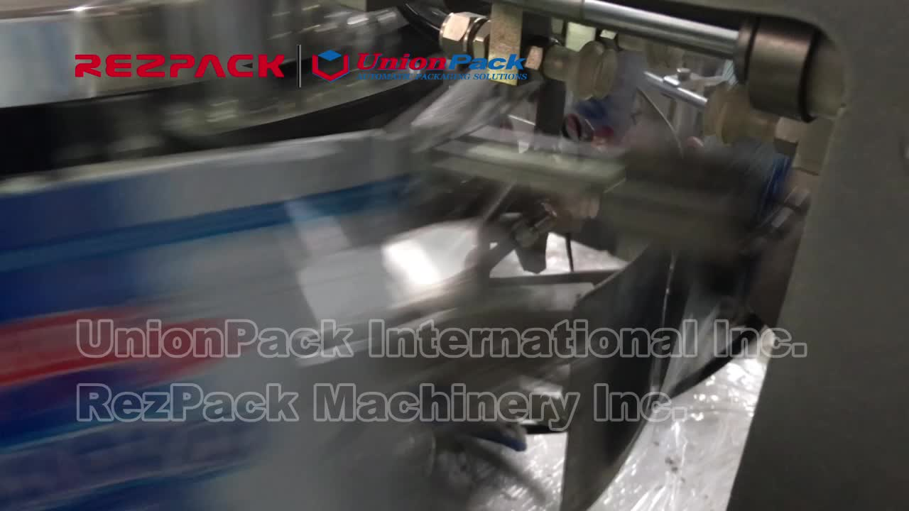 Automatic Powder Filling and Sealing Doypack Packing Machine