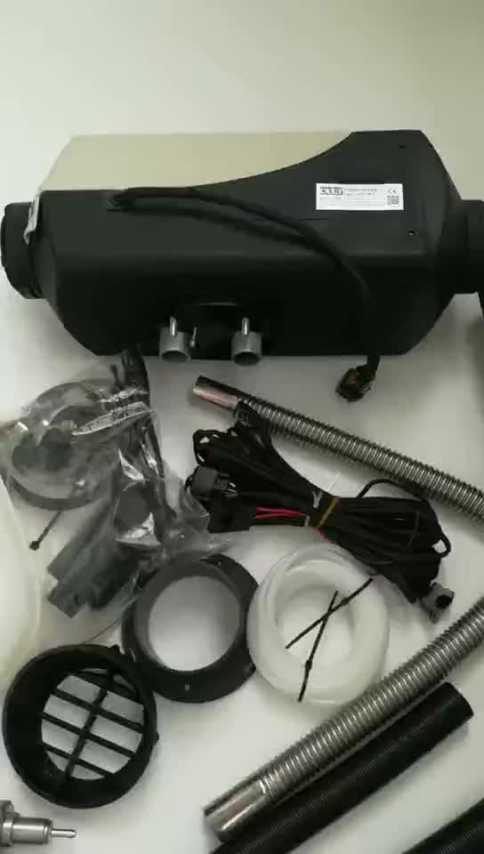 CALT 12V 5KW diesel air truck heater 5000 watts remote controller type