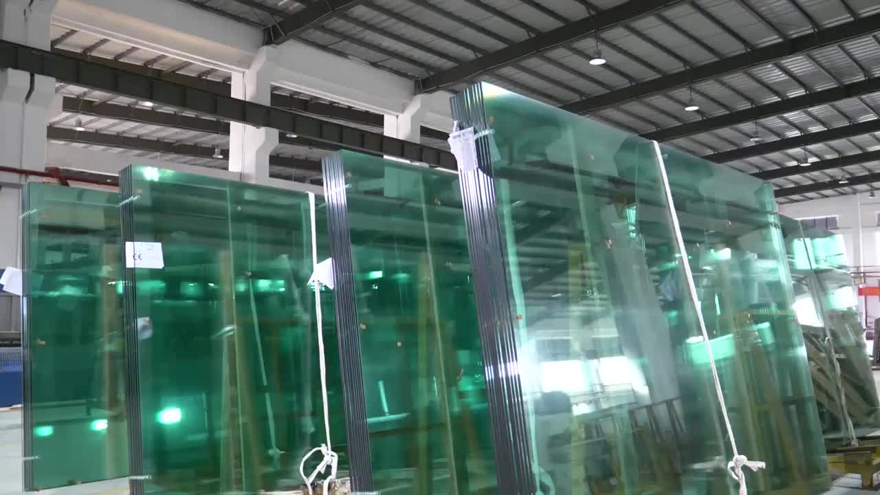 China manufacturer  extra ultra clear low iron 6mm 8mm 10mm 12mm 15mm tempered toughened building glass price fast delivery