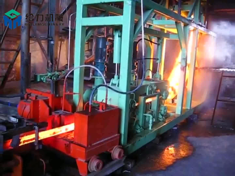 Tel Çubuk Yapma Makinesi için Yüksek Kalite Çelik Kütük Conticaster CCM