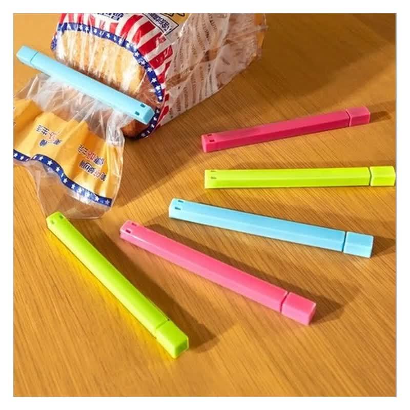 Plastic Voedsel en Snack Chip Bag Afdichting Clips