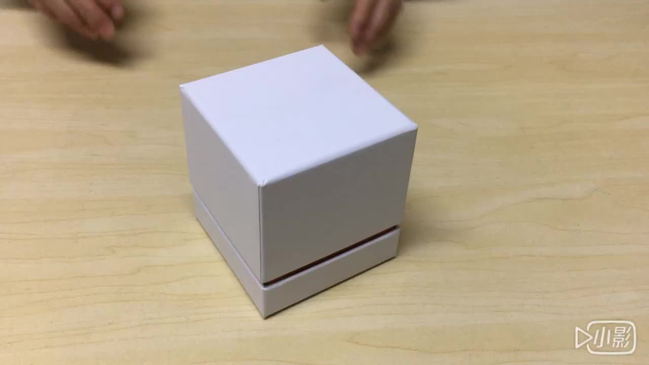 eco friendly cardboard cosmetic container jar packaging box