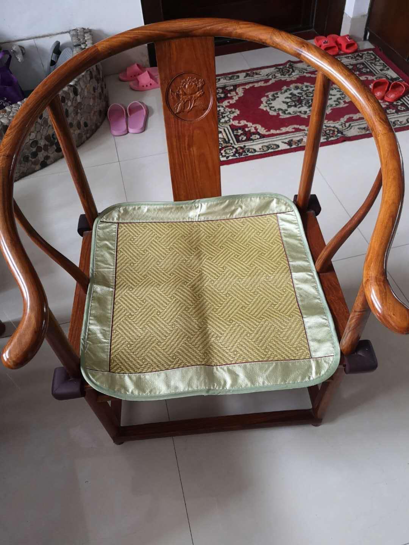 夏季藤席沙发垫值不值得买怎么样?它的效果如何
