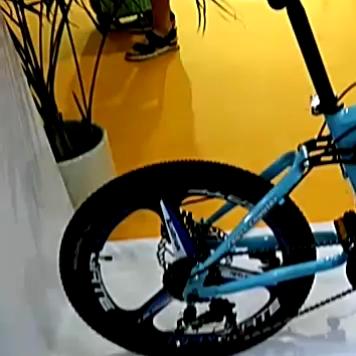 Sepeda Gunung 3 Pisau Lipat, Pelek Model Baru Sepeda Gunung Mtb/26 Mtb/2019 Mtb Suspensi Penuh Karbon 26 Pit Penuh