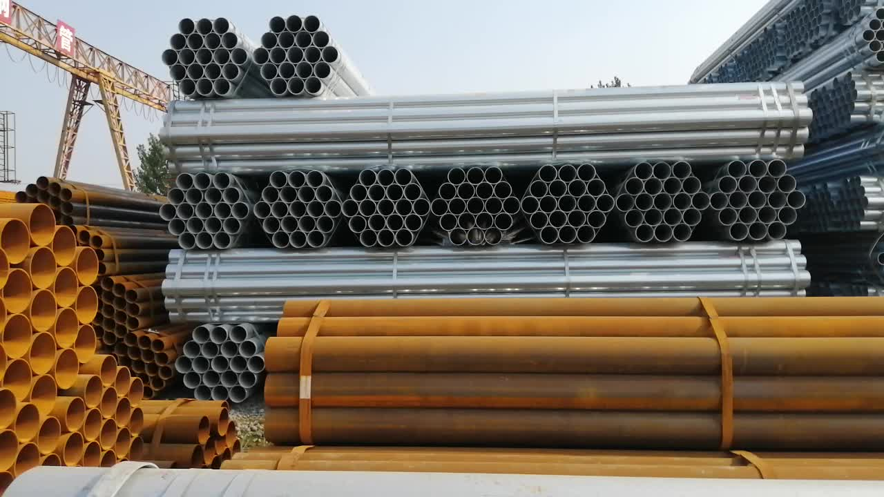 steel pipes/round pipe/pipe