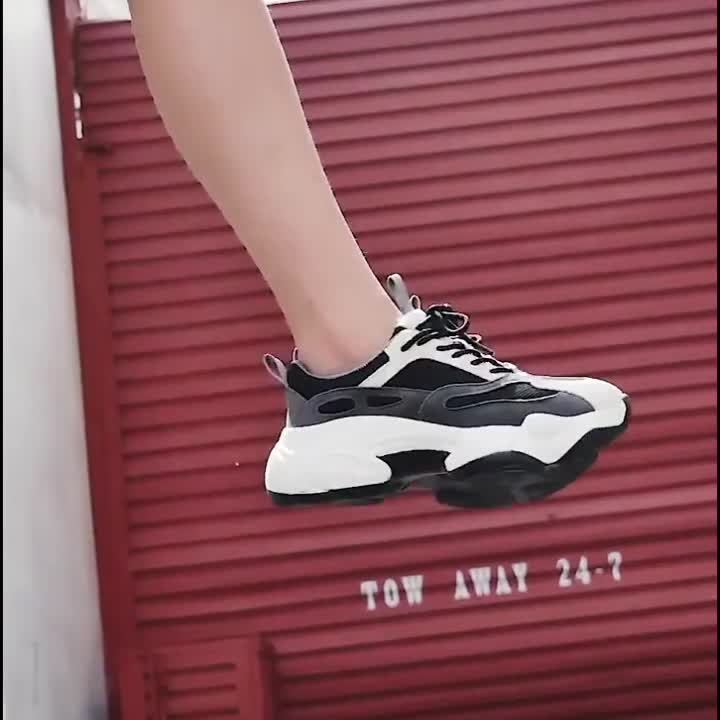 Chinese factory couple fashion sneaker cold pasting sport shoes women men