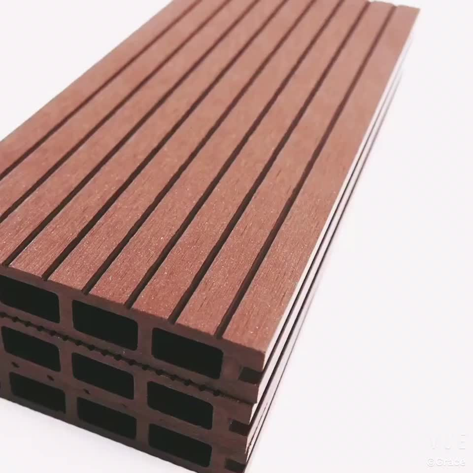 Planter Boxes Made From Composite Decking All Kind Of Wpc: Recycled Materials Wpc Wood Plastic Decking Mf135h25