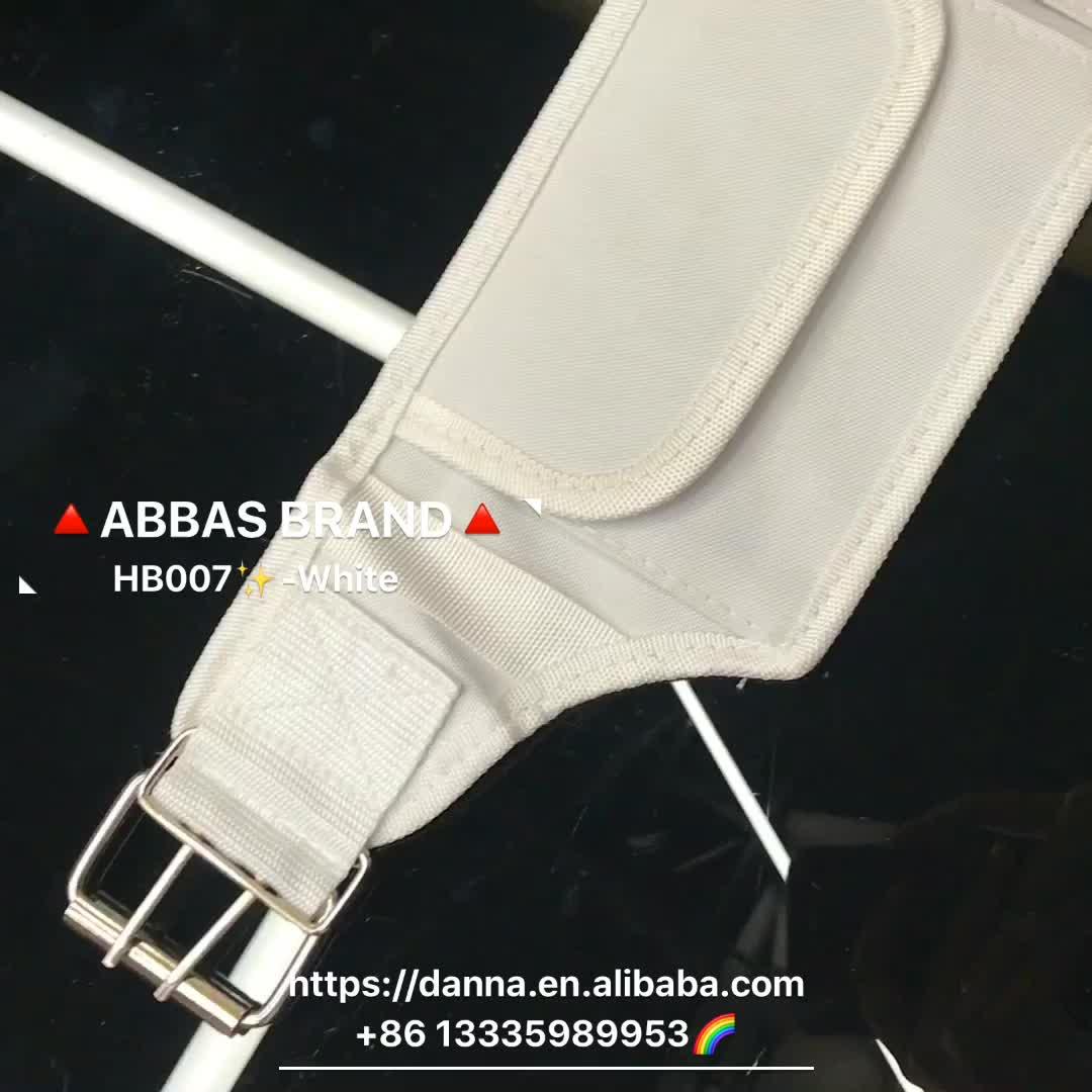 Hot Stainless Steel 2019 Adjustable Nylon Belt Hajj Bag Hajj Belt HB007