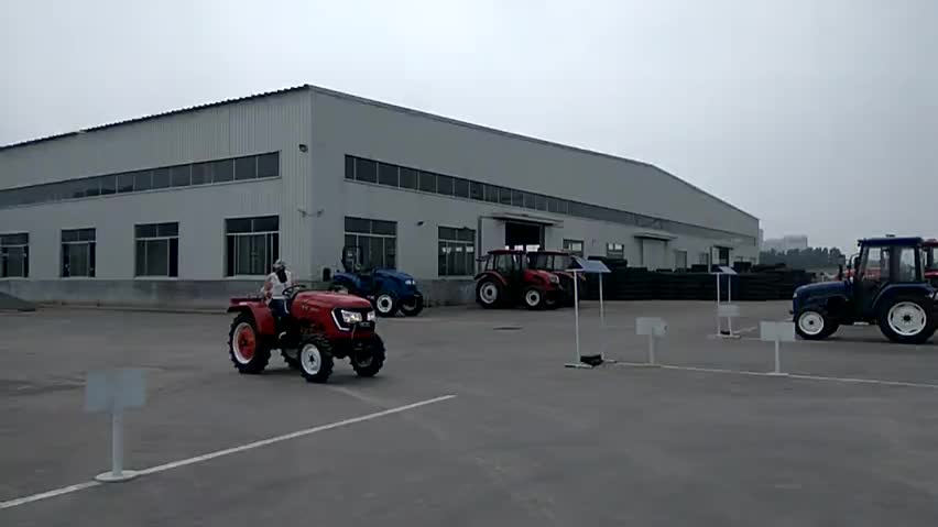 504 50HP trung quốc giá rẻ trang trại bãi cỏ cỏ nhỏ trung quốc trang trại máy kéo