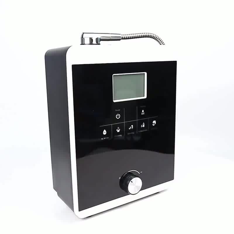 China Factory 7 Plates Water Ionizer Alkaline Machine