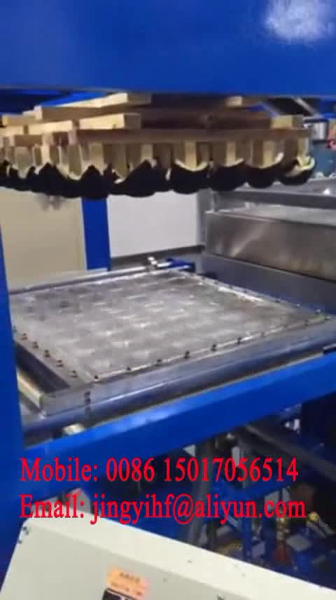plastic clear pet cake tray forming machine