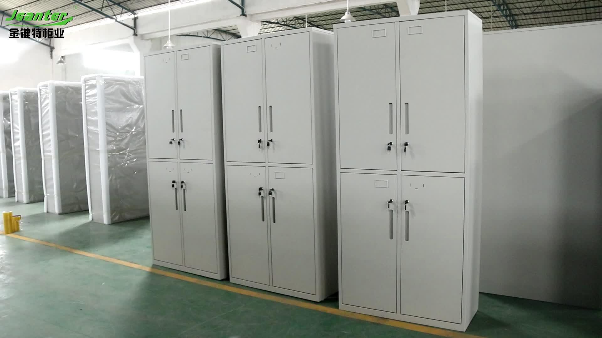 Half Glass Door Medical Office Filing Cabinets For Dubai ...