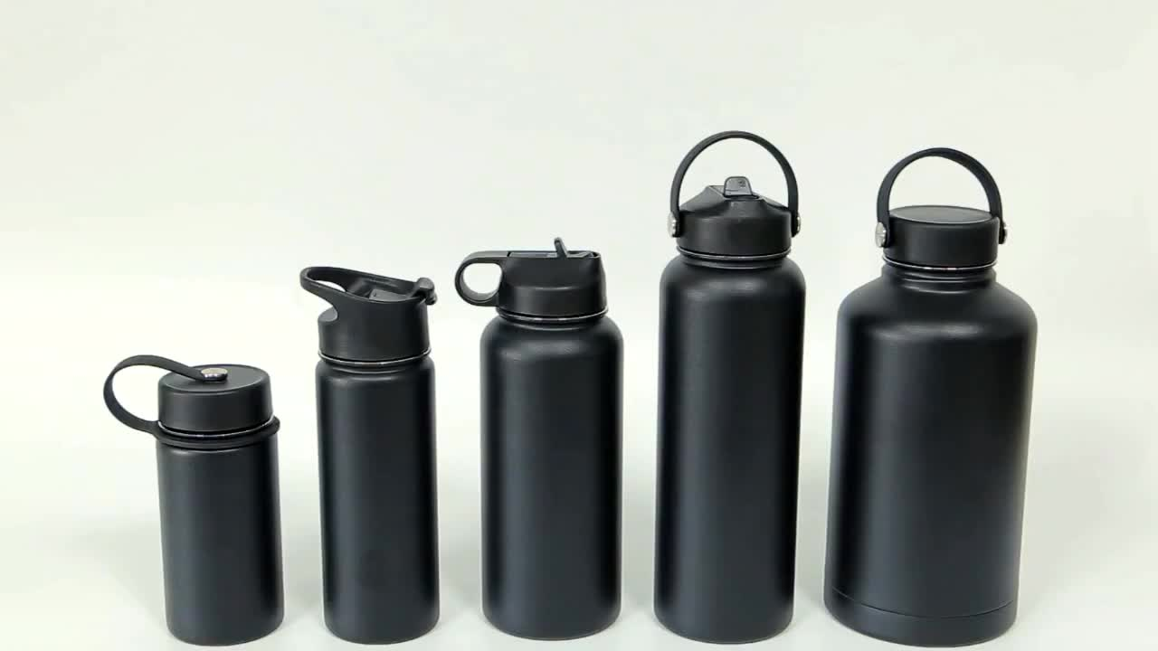 new products business 40oz double wall stainless steel vacuum insulated bottle with lid,thermal hot water sublimation flask