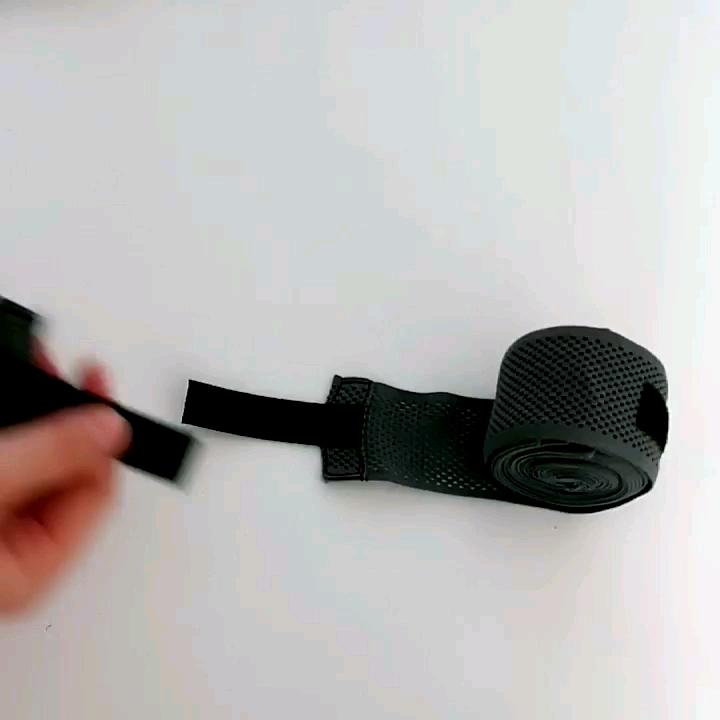 ActEarlier protecteur main bandage 450cm longue maille respirante élastique extensible main de boxe