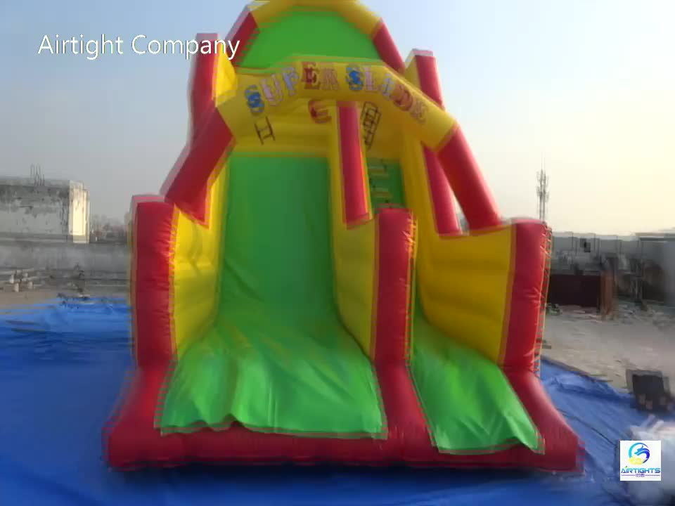 Free Shipping Wholesale Inflatable Slides