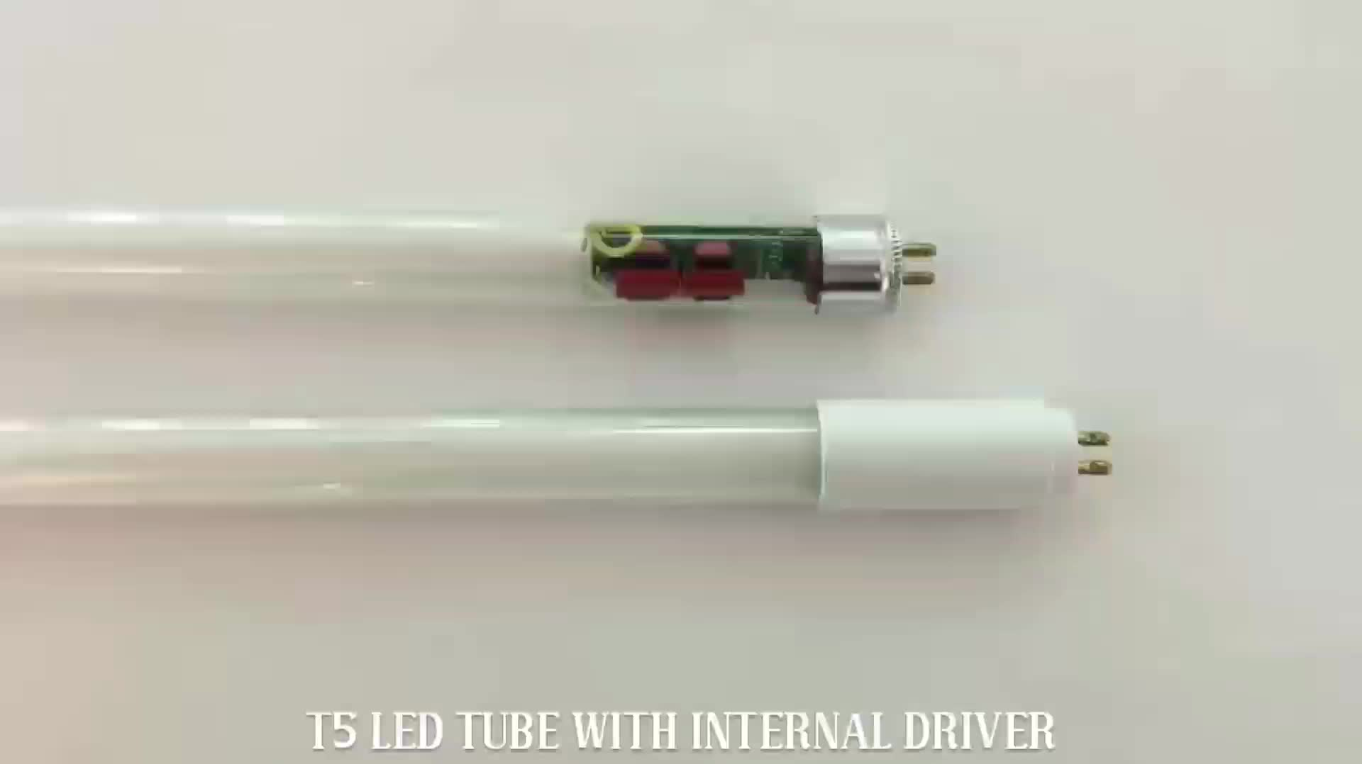 New product t5 led tube 1500mm 22w led tube t5 smd2835 9w 18w 20w integrated driver