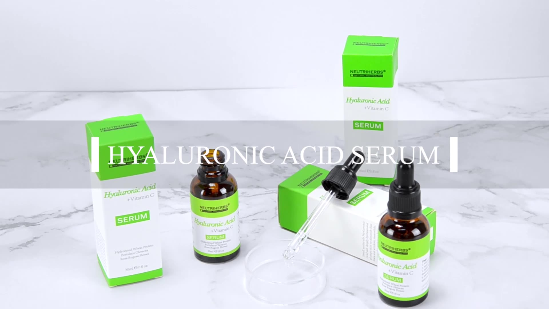 Top Selling Collagen Anti Wrinkle Hyaluronic Acid Glutathione Serum Organic Vitamin C Serum For Face