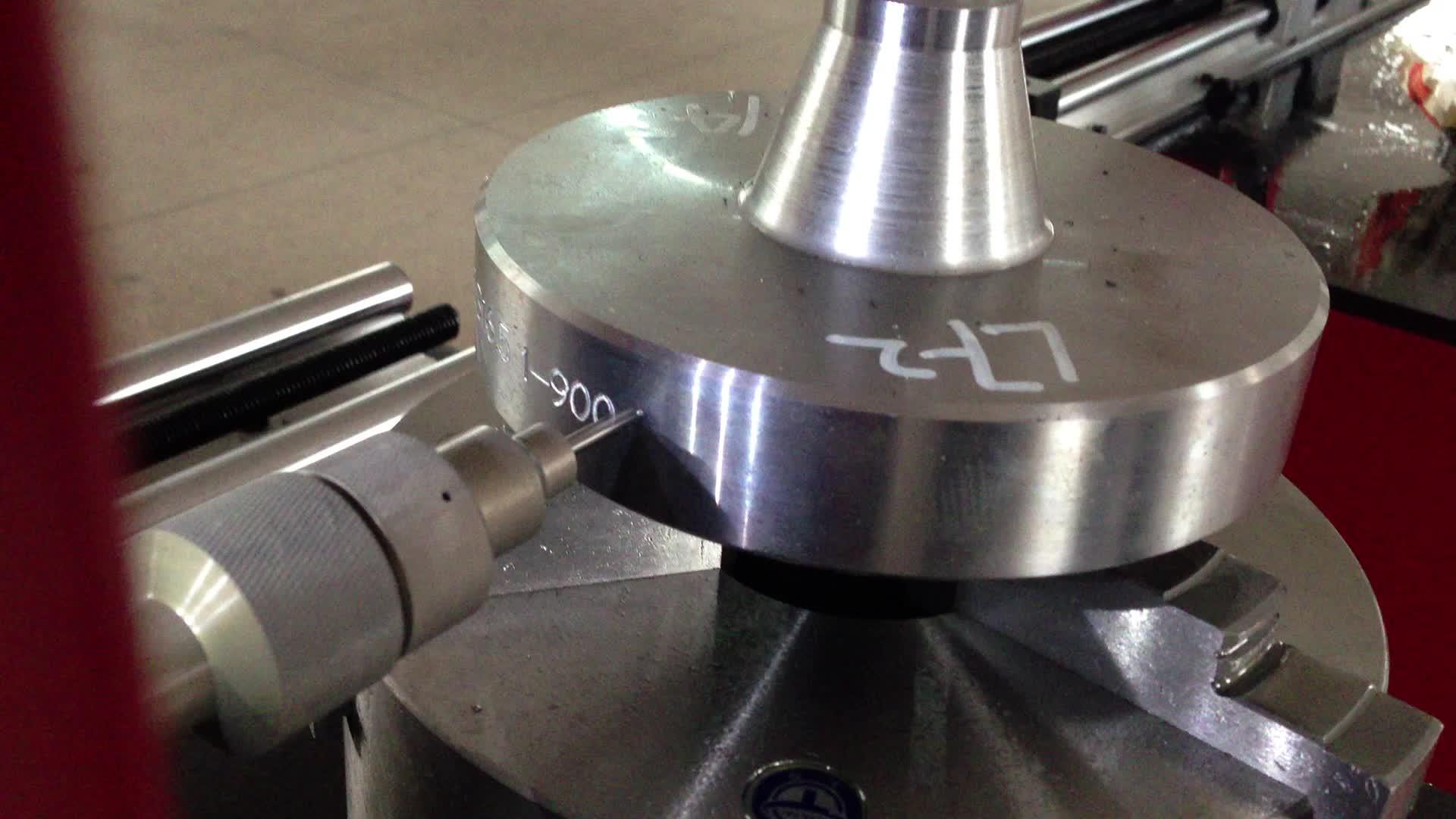 Пневматические dot pin маркировка оборудования для фланец трубы