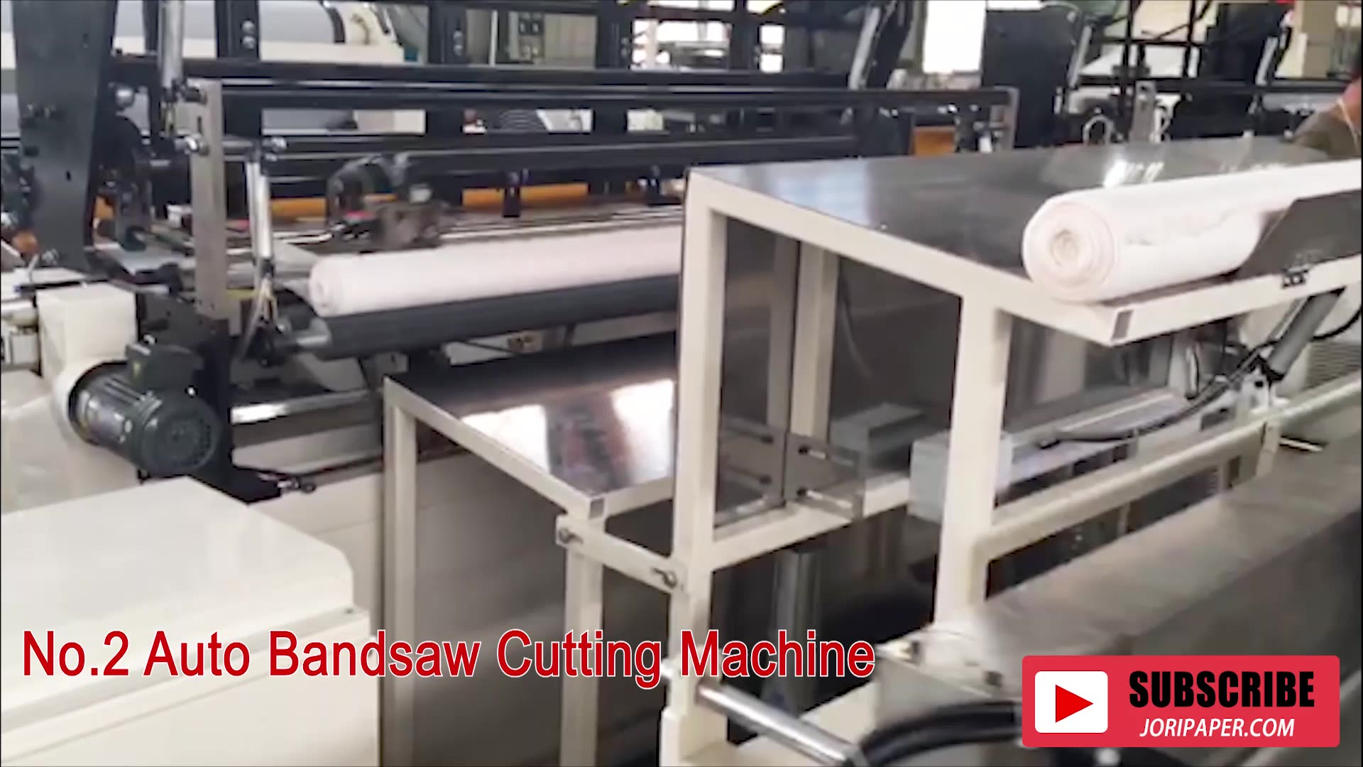 Best Sellers Toilet Paper Cutting Machine Band Saw Machine