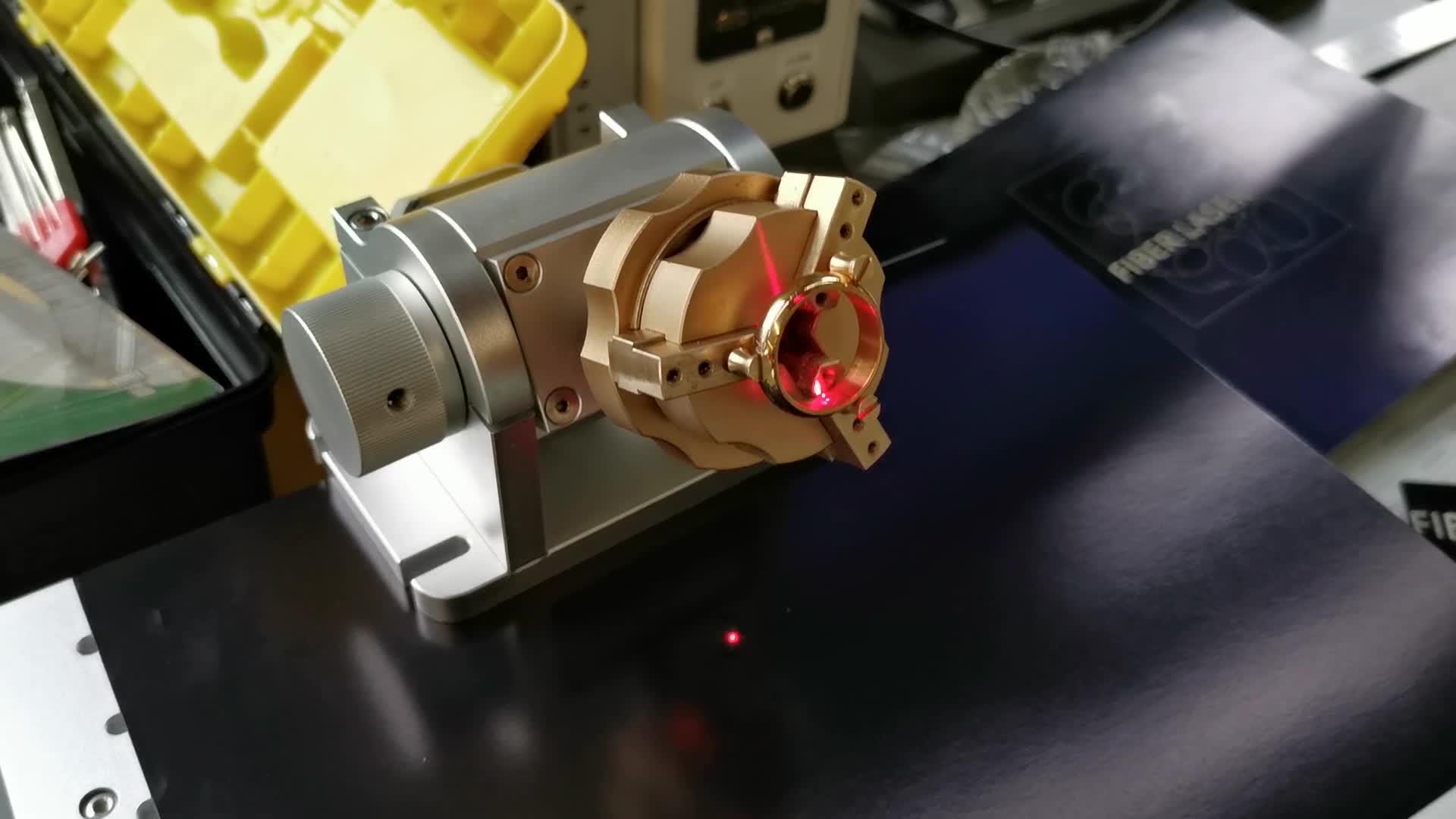 Портативный мини Сплит 20 Вт 30 Вт 50 Вт подшипник табличка Светодиодная лампа лазерная гравировка печать стекло логотип
