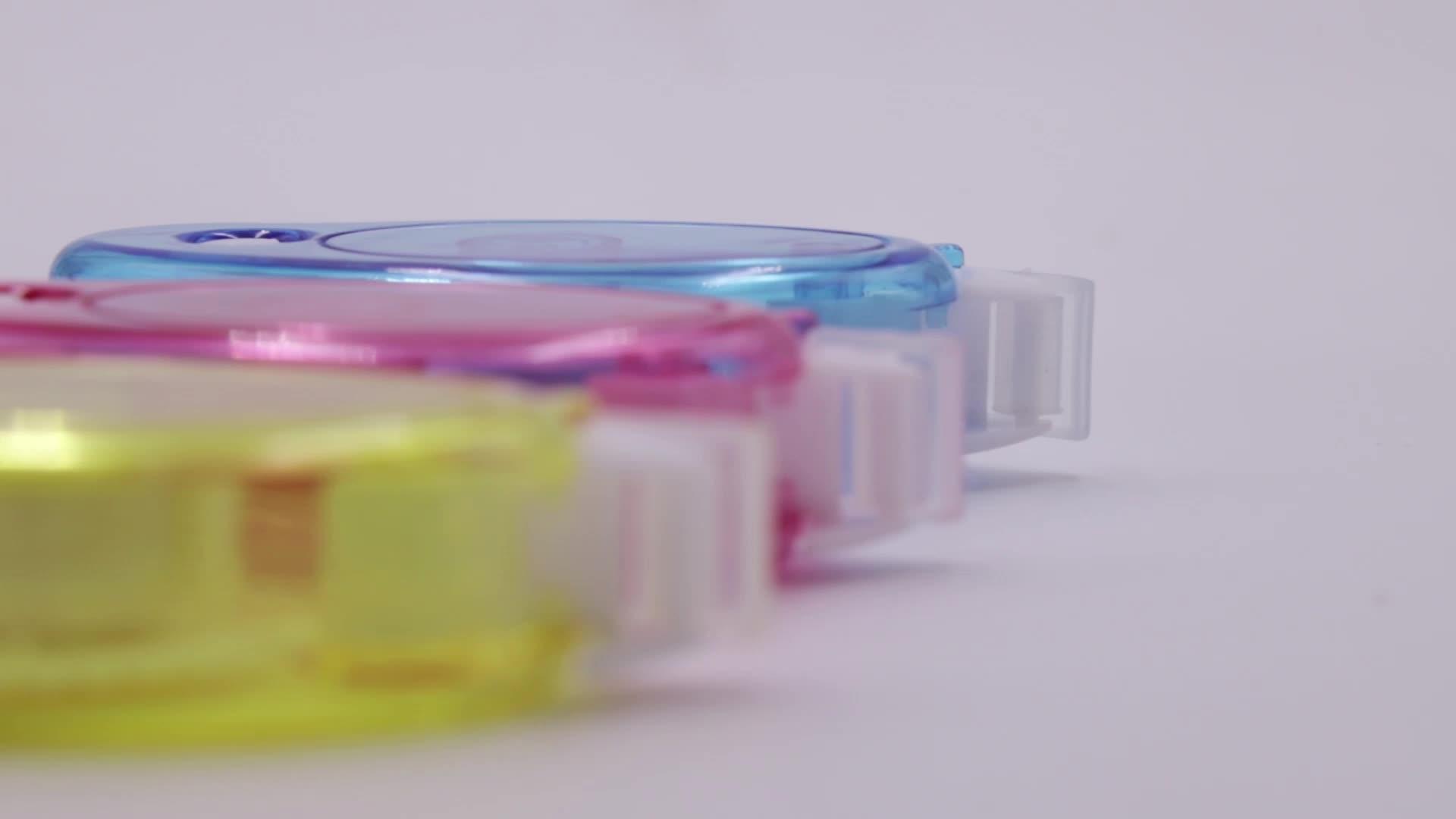 פלסטיק דו צדדי דבק קלטת