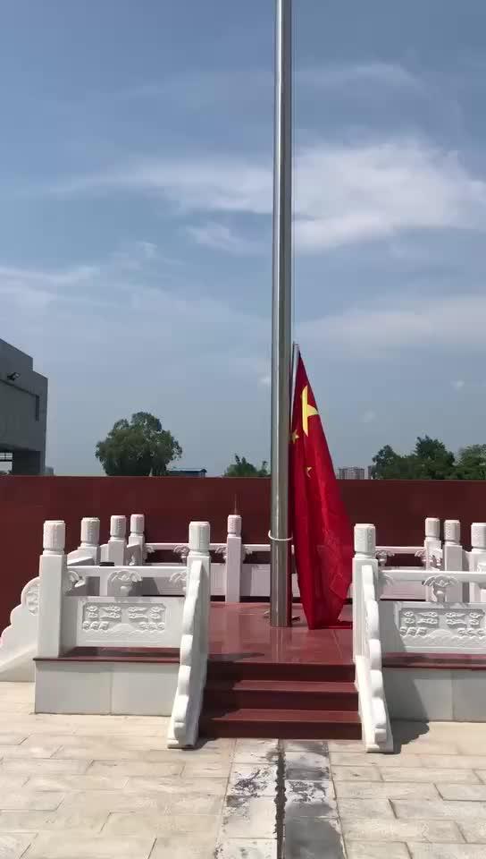 Conische Vlaggenmast Fabrikanten Grote Elektrische Vlag Pole Afstandsbediening Verhogen Vlaggenmast
