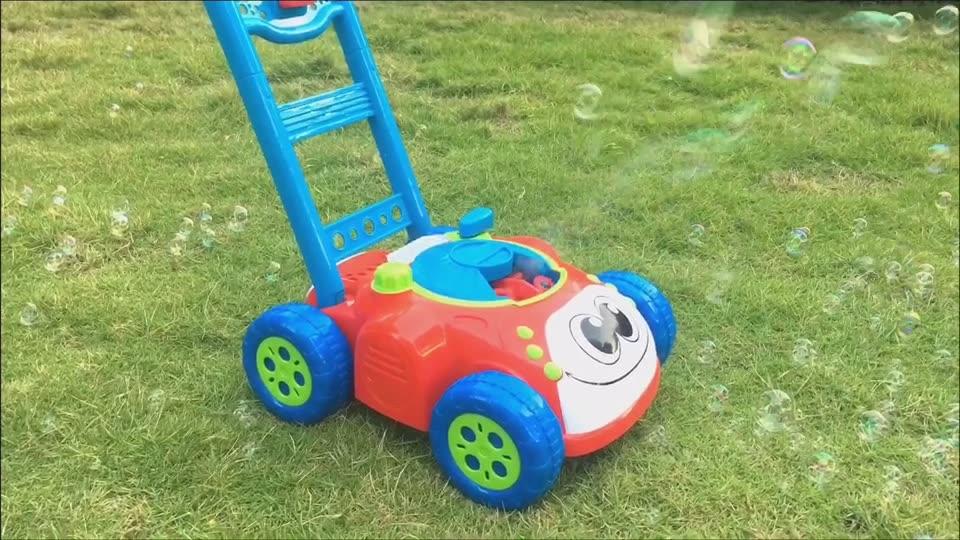 Walker eletrônico Cortador de Bolha Máquina Da Bolha Crianças Brinquedo Melhor para Jogar No Interior ou Exterior