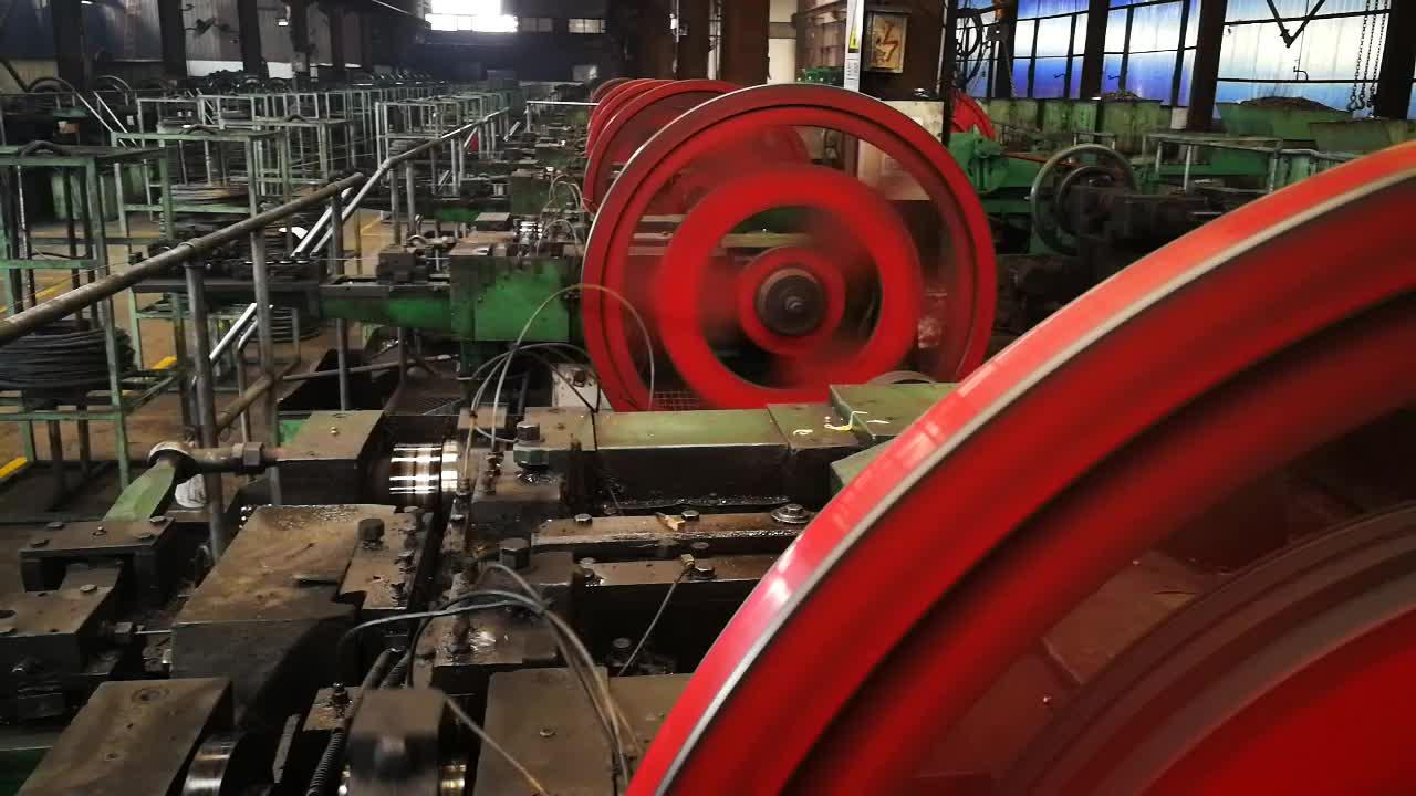 """Mercado de Nigeria Venta caliente China Facty 1 """"- 4"""" común clavos de alambre de hierro"""