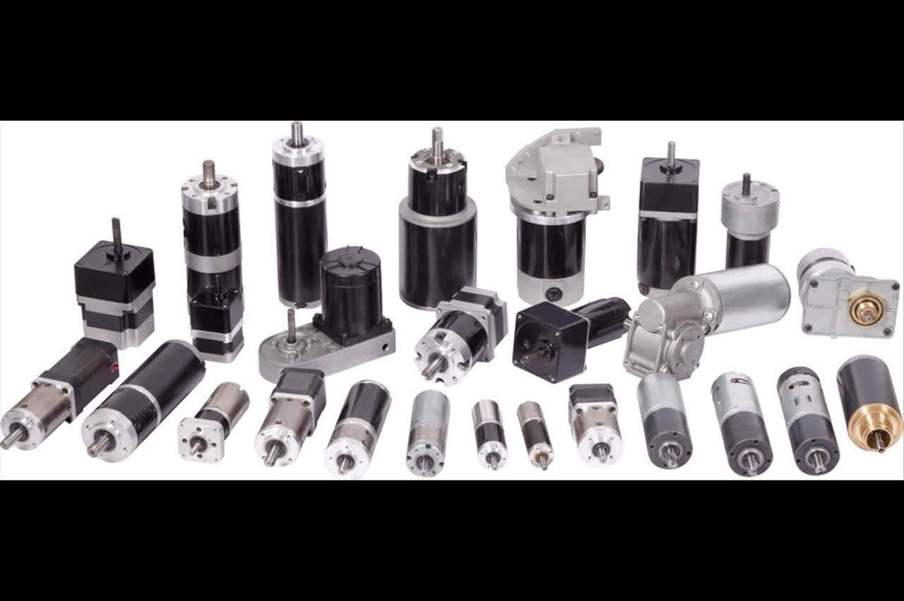 RV Slide-Out Actuators Motor, Cable Slide Motor, In Wall Motor